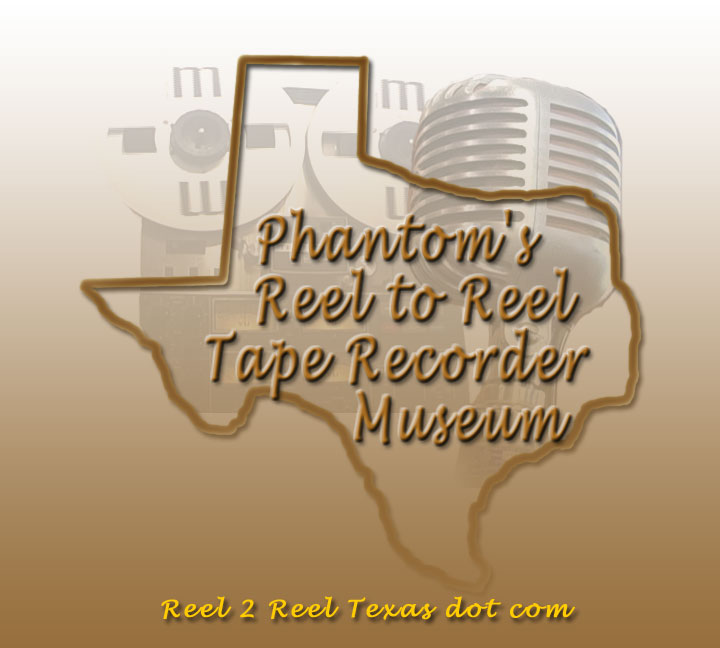 Phantom Productions' Reel2ReelTexas.com logo