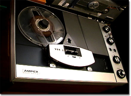 picture of Ampex 2000