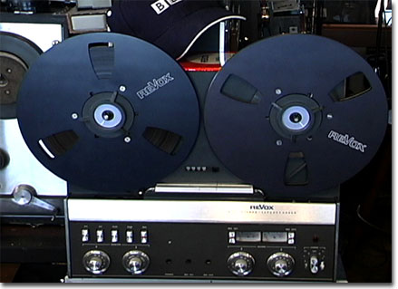 picture of ReVox A77